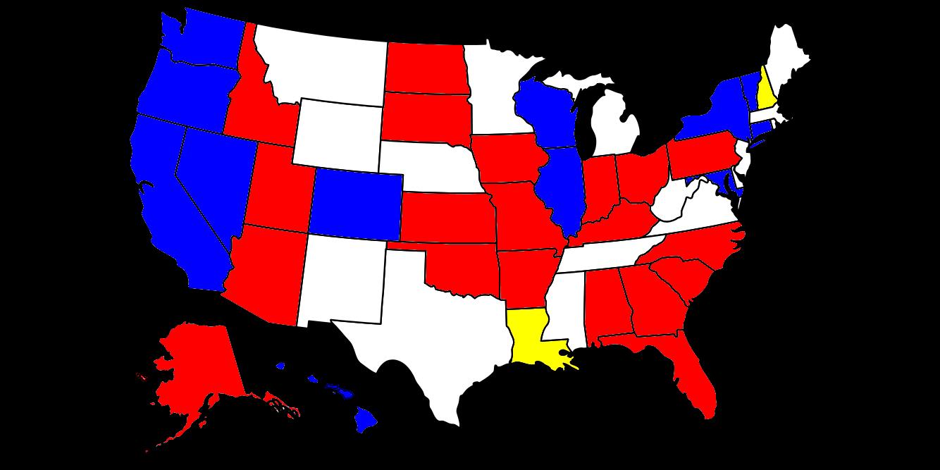 Indelegate Senate election recap 2016