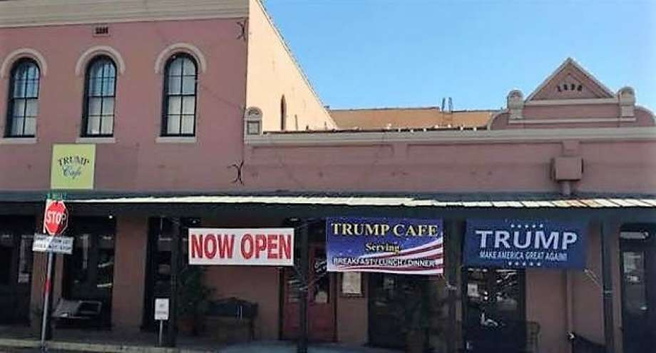 trump-cafe