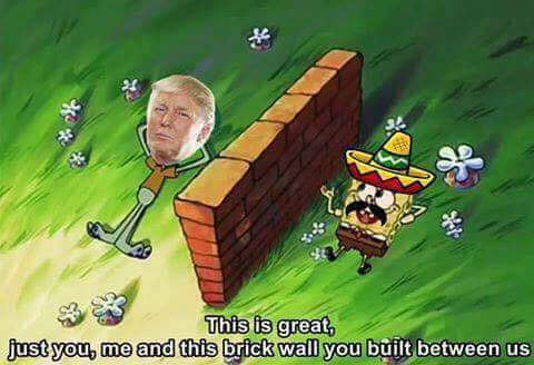 spongebob-wall-meme