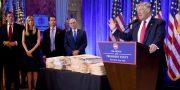 Trump folders
