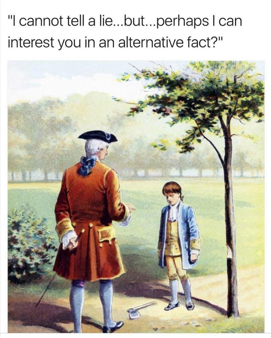 alternative fact