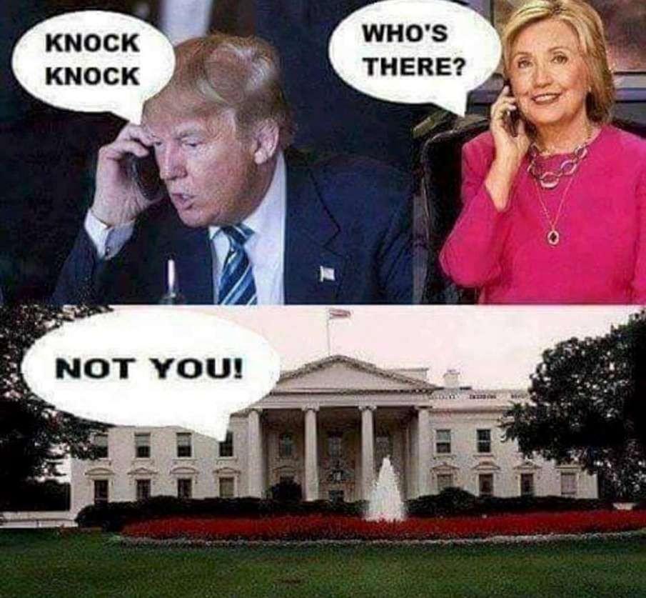 knock knock meme