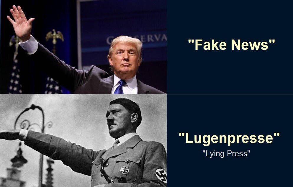 NaziTrump