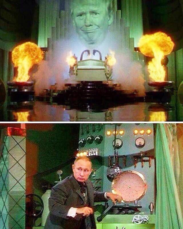 Trump Oz