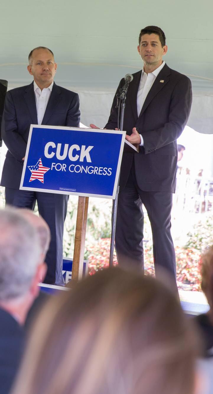 cuck for congress
