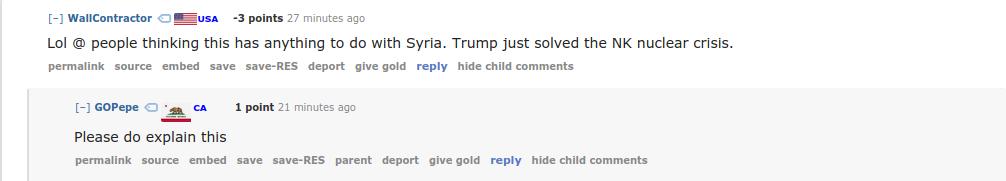 Trump vs. r/the_Donald