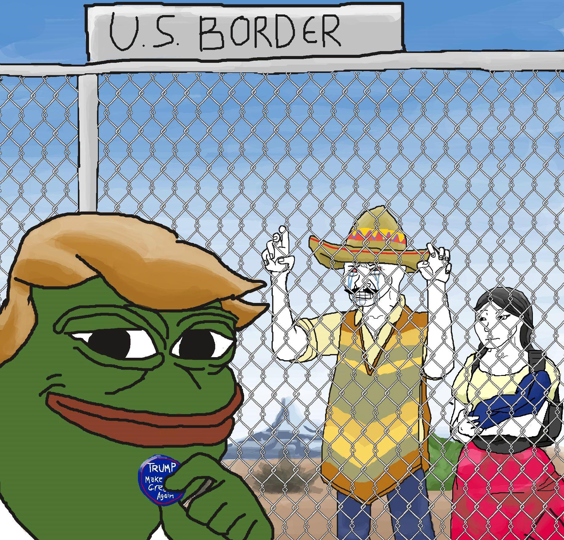 Pepe border