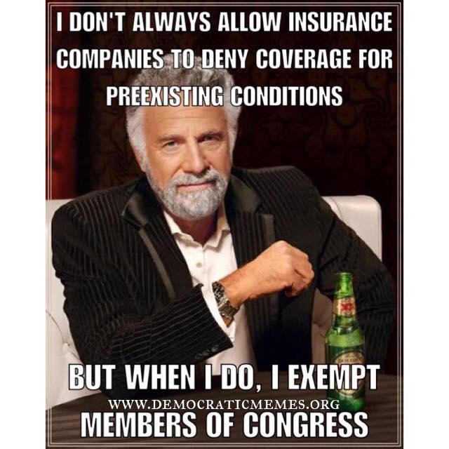 congress exempt meme