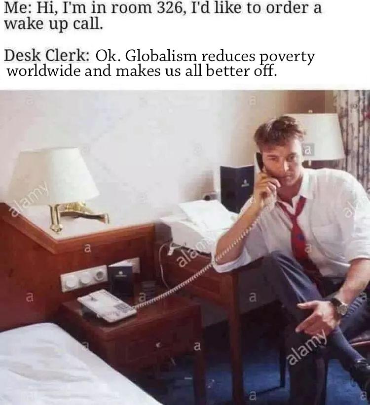 neoliberal meme