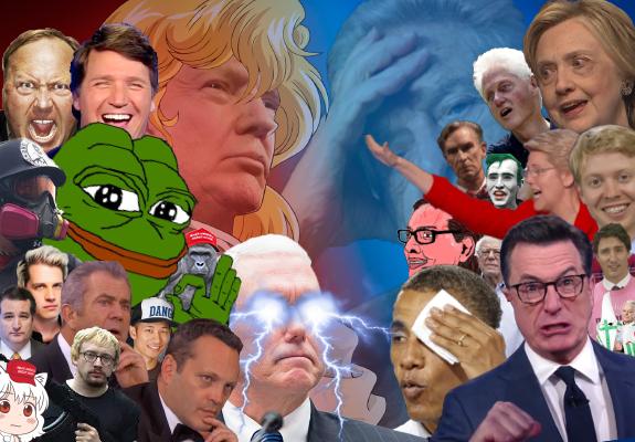 trump war meme