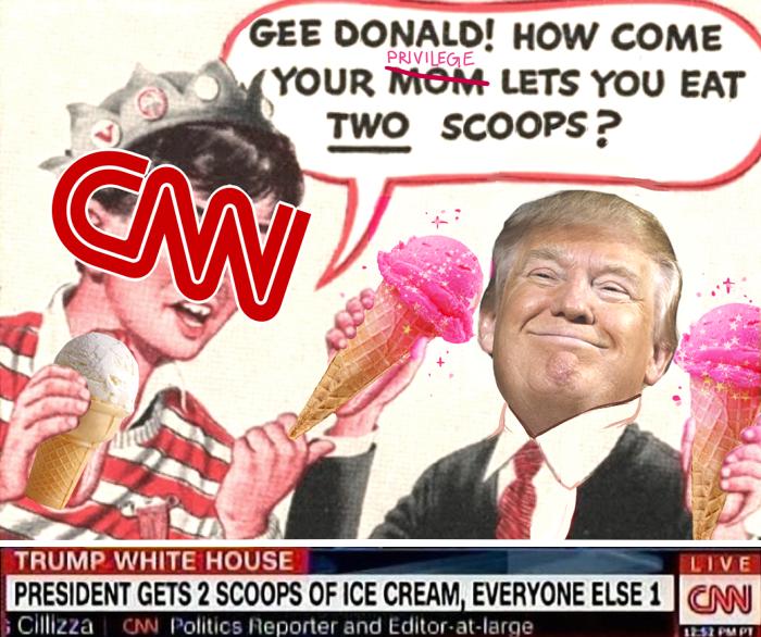 two scoops meme