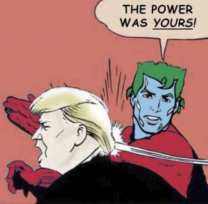 captain planet meme