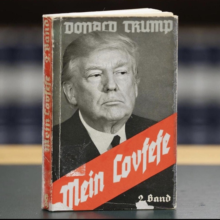 mein covfefe