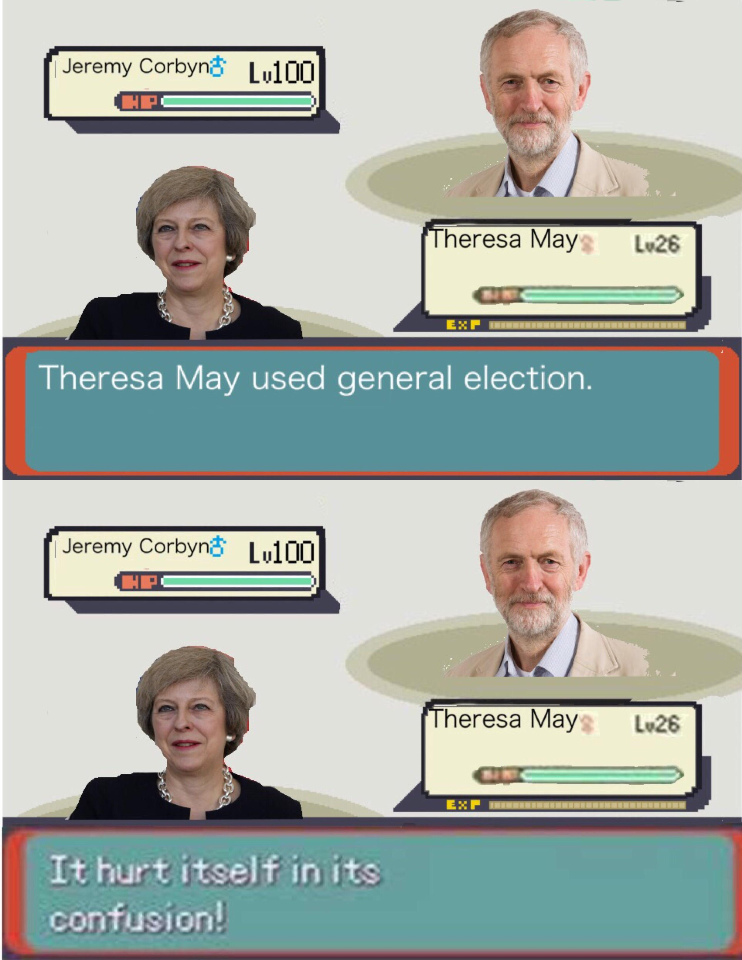 pokemon uk election meme