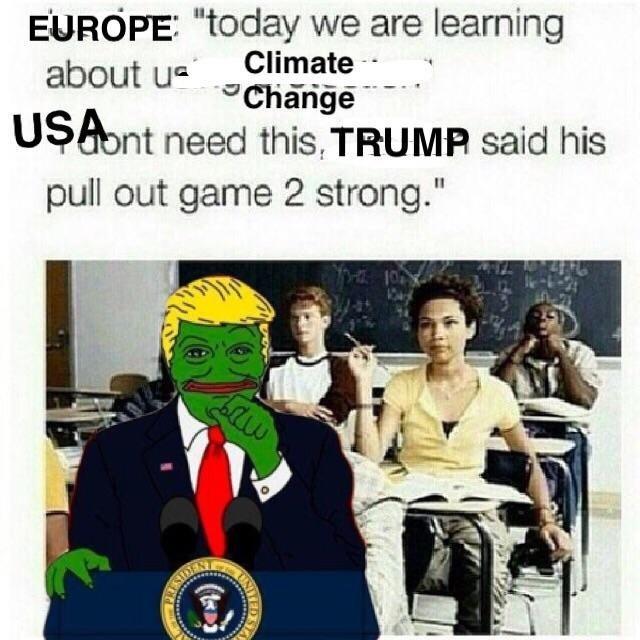trump pullout meme