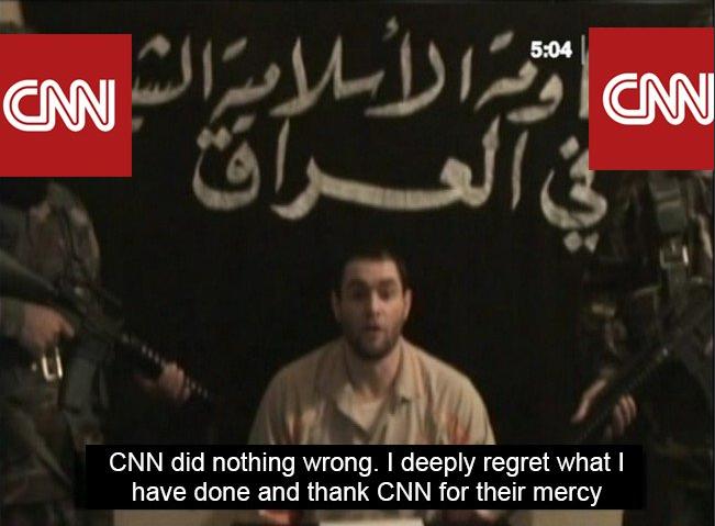 CNN isis meme