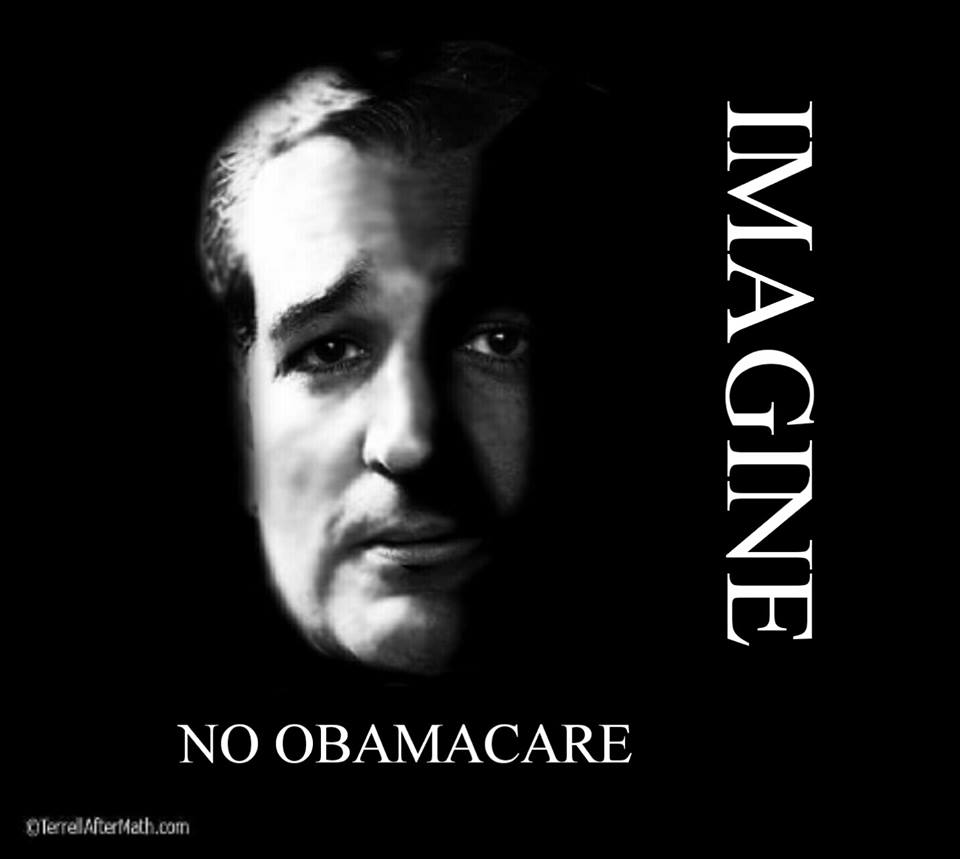 Ted Cruz Imagine