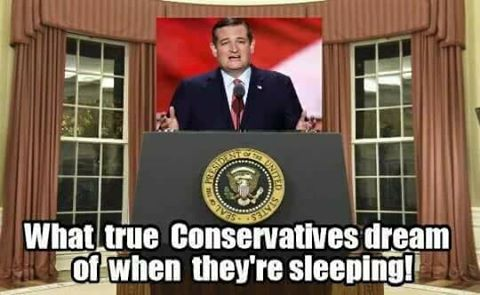 Ted Cruz meme