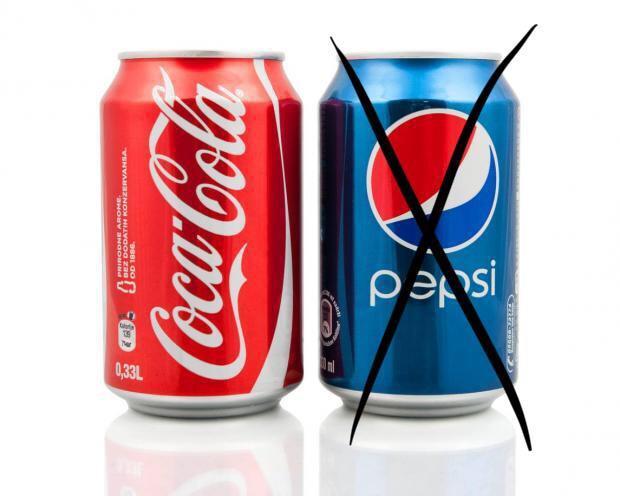 Anti-Pepsi meme