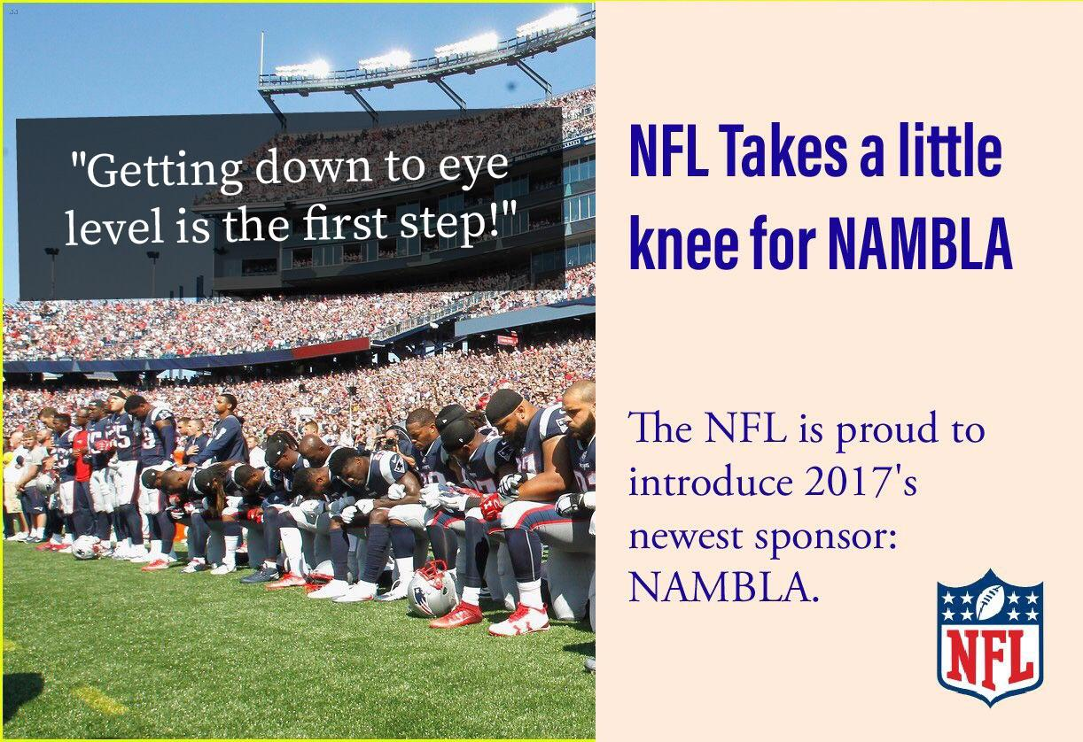 NFL NAMBLA meme