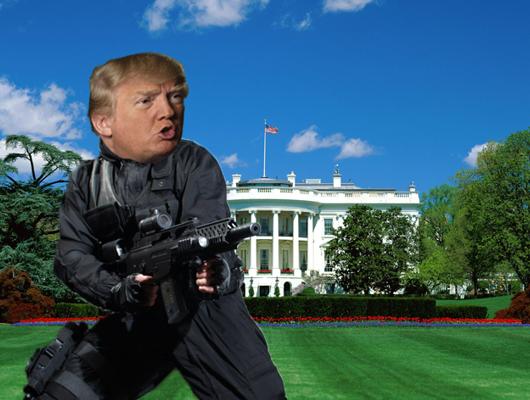 Trump shooter meme