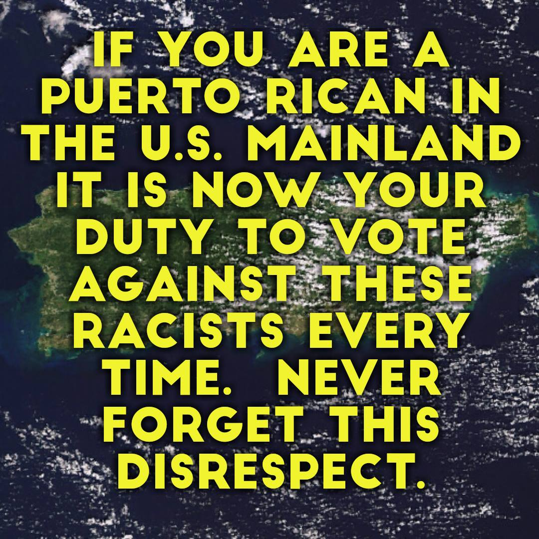 puerto ricans vote meme