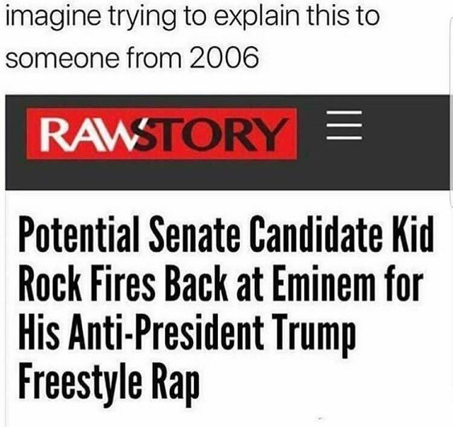 senate kid rock meme