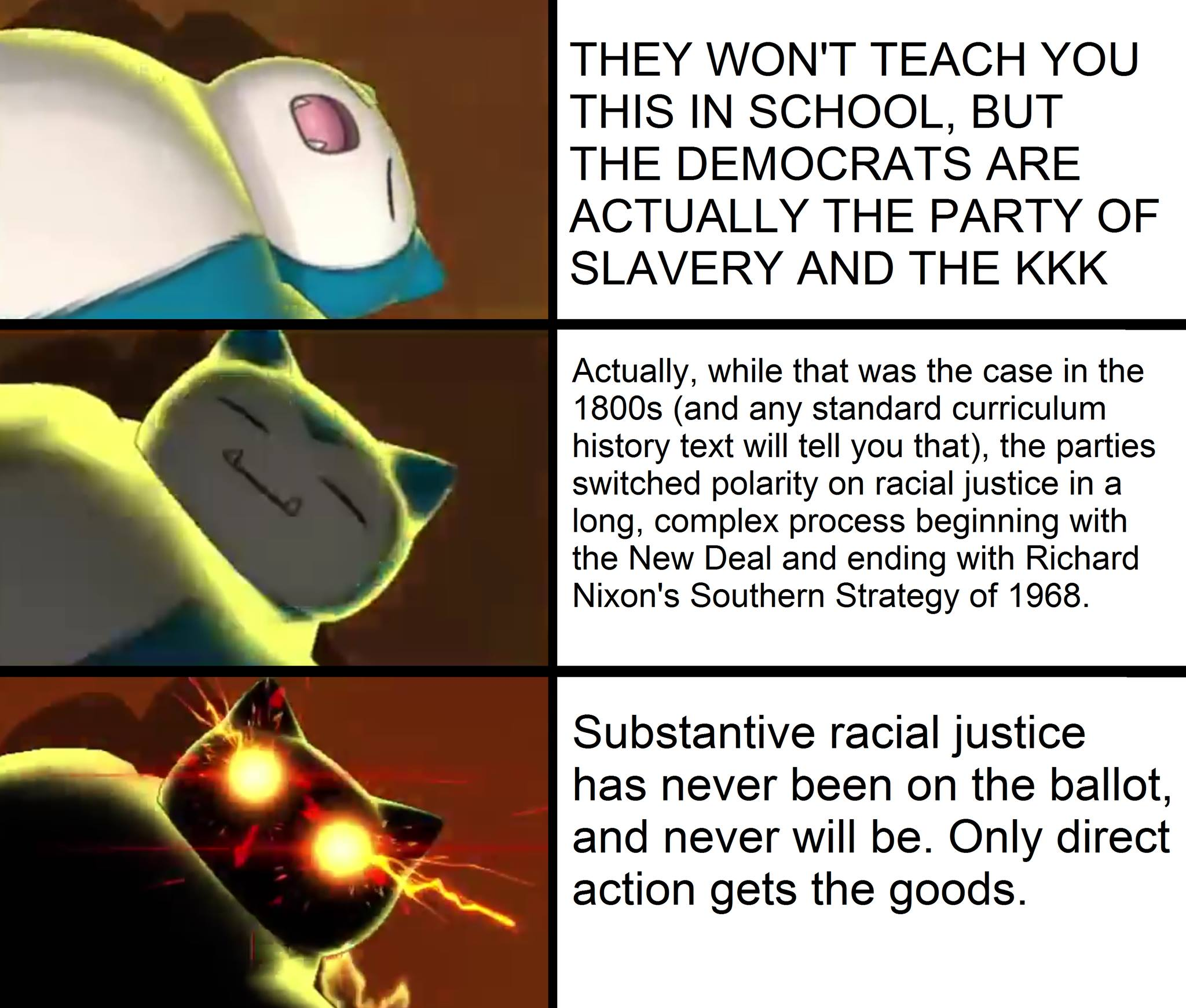 socialist snorlax